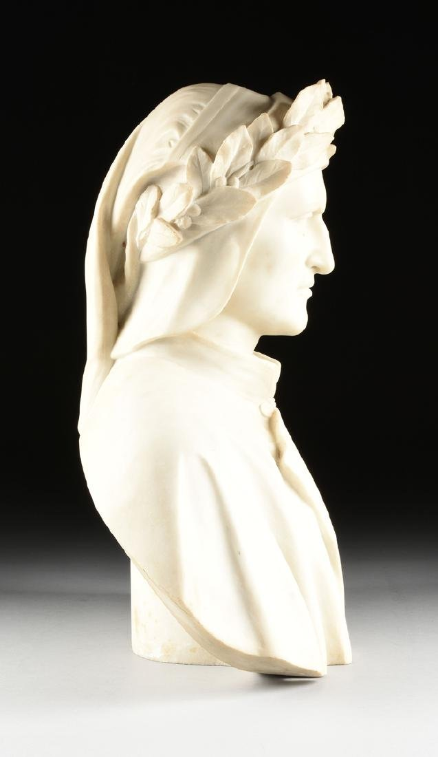 after PASQUALE ROMANELLI (Italian 1812-1887) A CARVED - 4