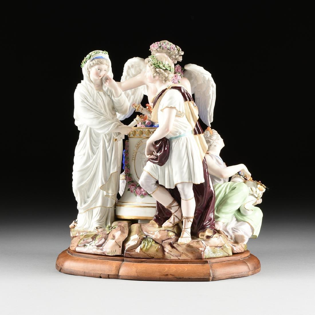 JOHANN CARL SCHOENHEIT (German 1730-1805) and MICHEL
