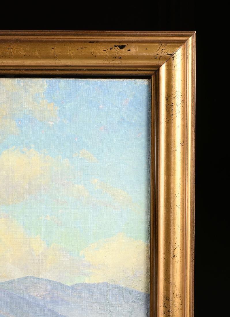 "PAUL GRIMM (American 1891-1974) A PAINTING, ""Desert - 11"