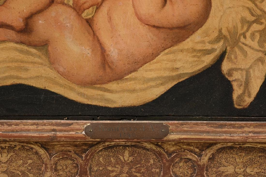 "after BONIFACIO (Italian 1487-1533) A PAINTING, ""Christ - 6"