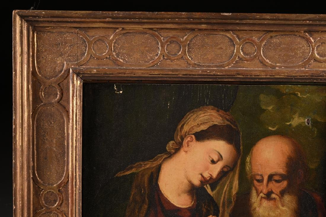 "after BONIFACIO (Italian 1487-1533) A PAINTING, ""Christ - 7"