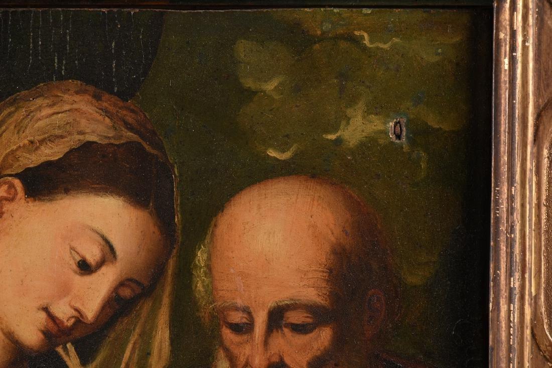 "after BONIFACIO (Italian 1487-1533) A PAINTING, ""Christ - 8"