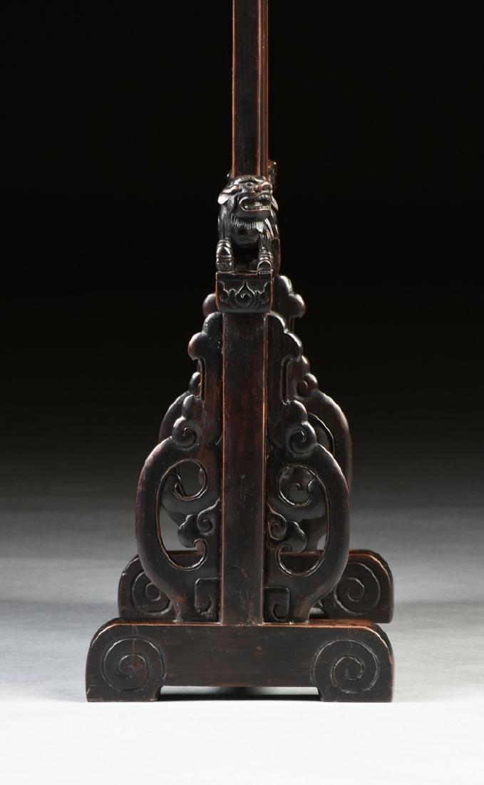 A QING DYNASTY (1644-1912) FAMILLE ROSE PORCELAIN - 7