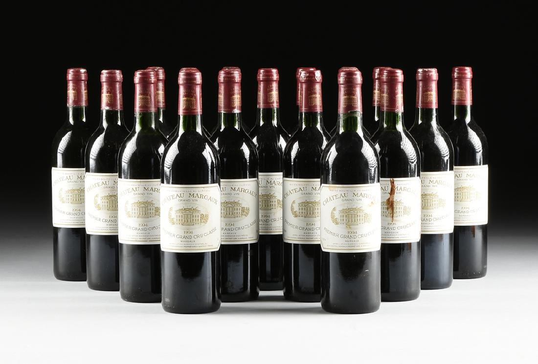 A GROUP OF SEVENTEEN BOTTLES OF 1994 CHÂTEAU MARGAUX,