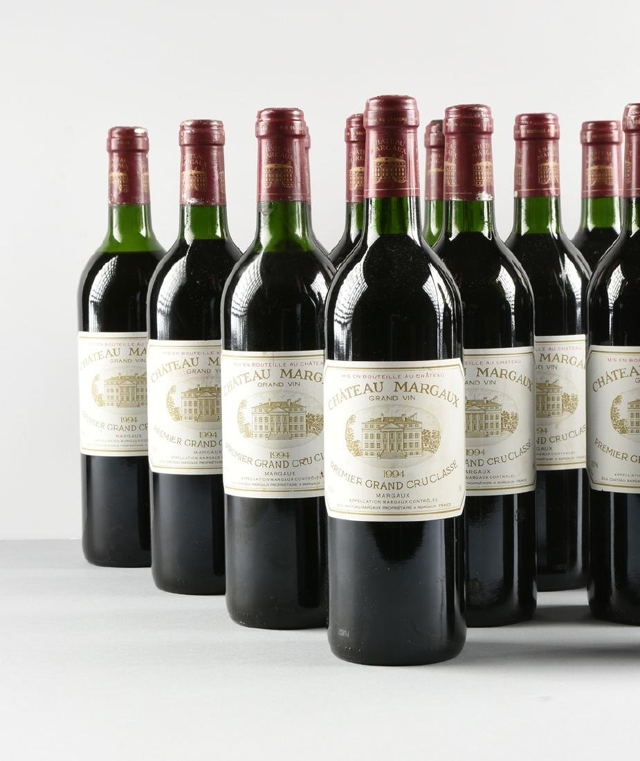 A GROUP OF SEVENTEEN BOTTLES OF 1994 CHÂTEAU MARGAUX, - 3