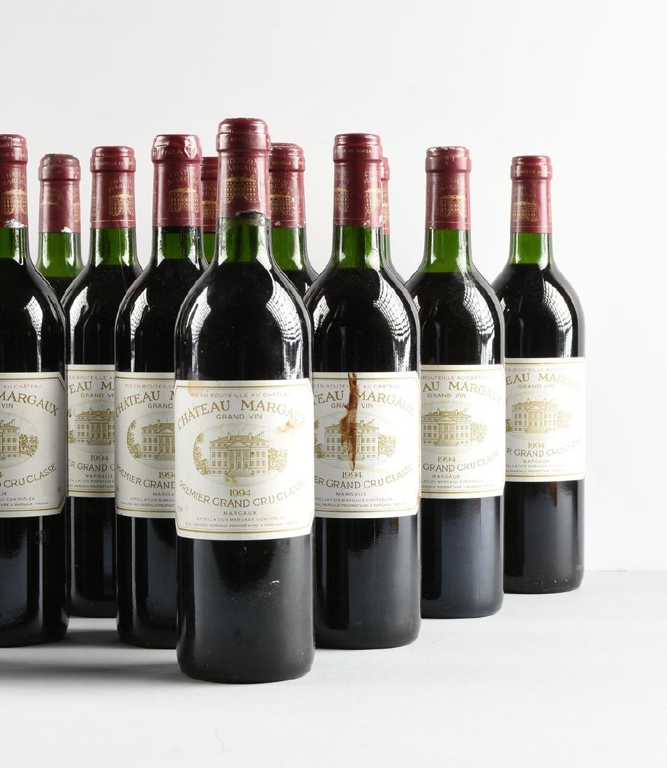A GROUP OF SEVENTEEN BOTTLES OF 1994 CHÂTEAU MARGAUX, - 4