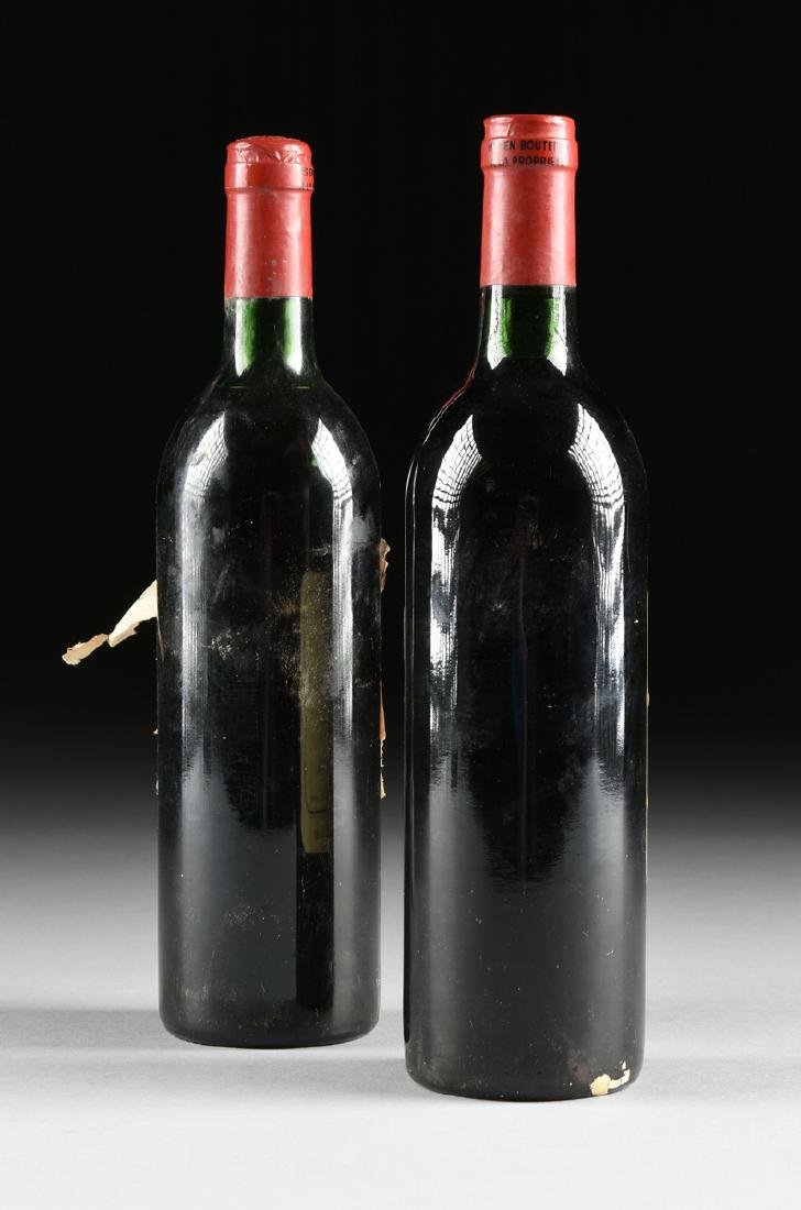 A GROUP OF NINE BOTTLES OF 1982 CHÂTEAU TROTANOY - 8