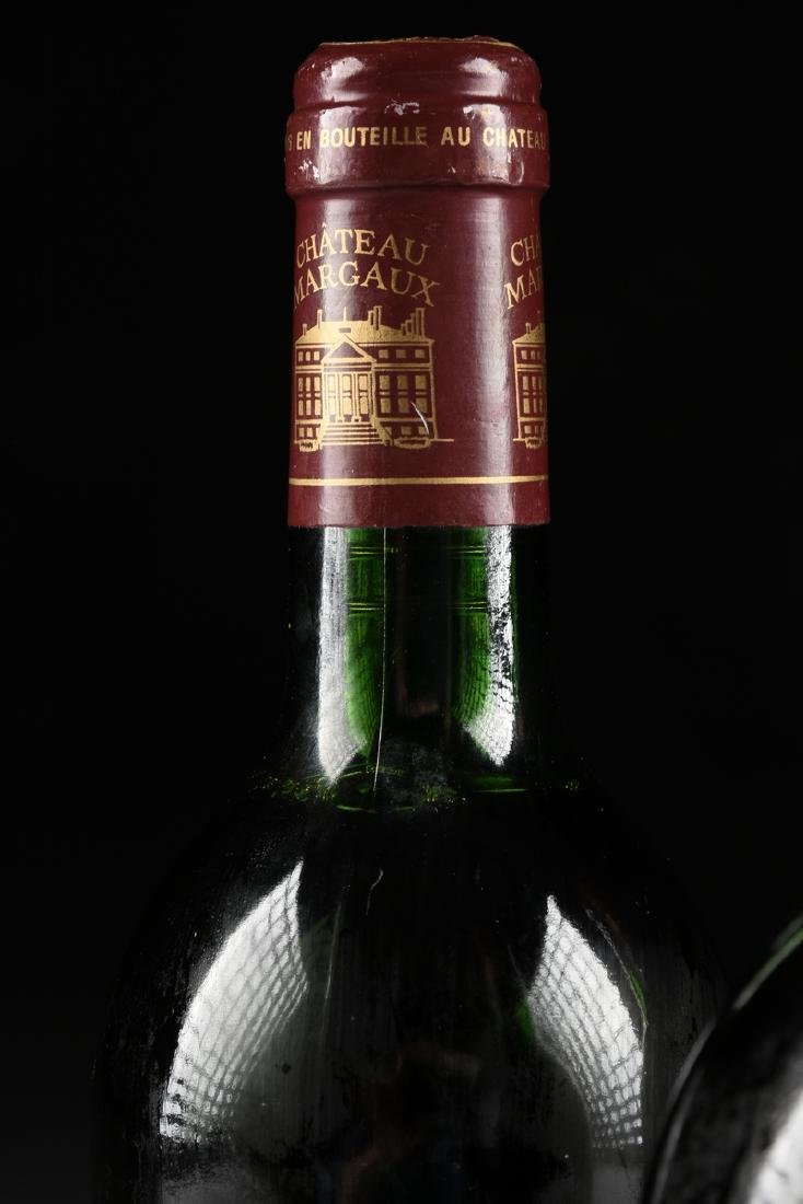 A GROUP OF THREE BOTTLES OF 1983 CHÂTEAU MARGAUX, - 5