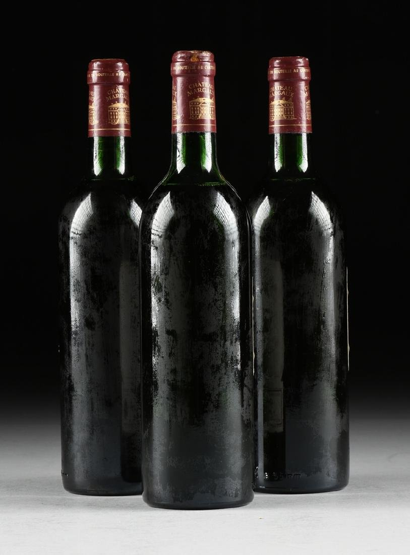 A GROUP OF THREE BOTTLES OF 1983 CHÂTEAU MARGAUX, - 8
