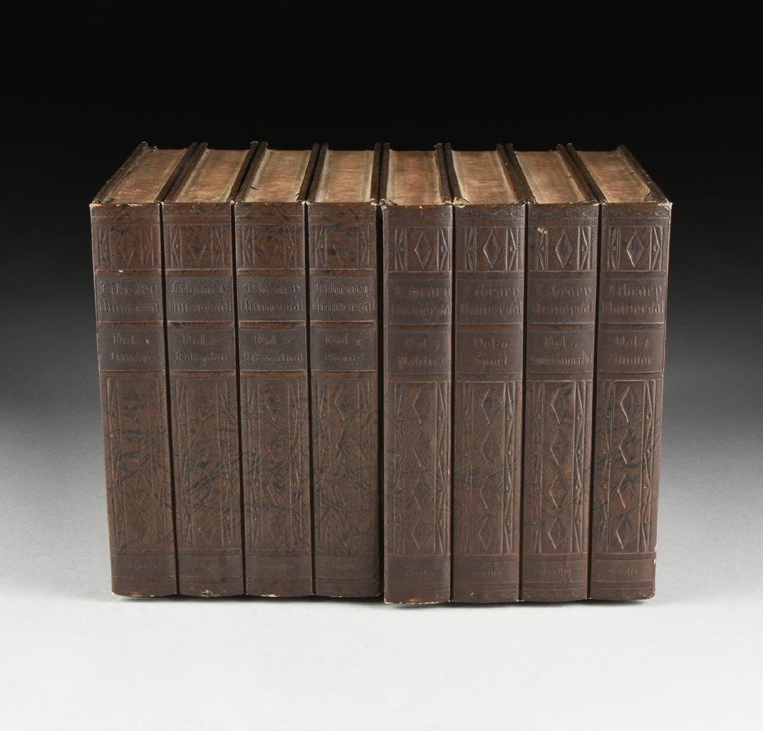 "A CROSLEY MODEL 141 ""BOOK CASE / LIBRARY UNIVERSAL"" - 5"