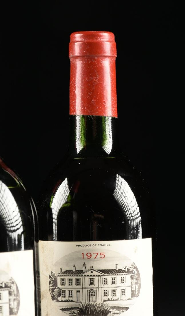 A GROUP OF THREE BOTTLES OF 1975 CHÂTEAU LIVERSAN WINE, - 5