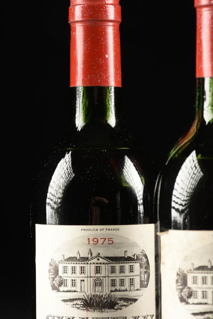 A GROUP OF THREE BOTTLES OF 1975 CHÂTEAU LIVERSAN WINE, - 7