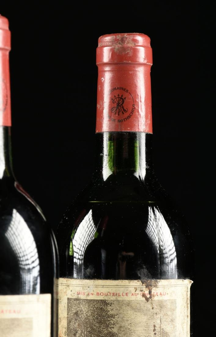 A GROUP OF THREE BOTTLES OF CHÂTEAU DUHART-MILON WINE, - 5