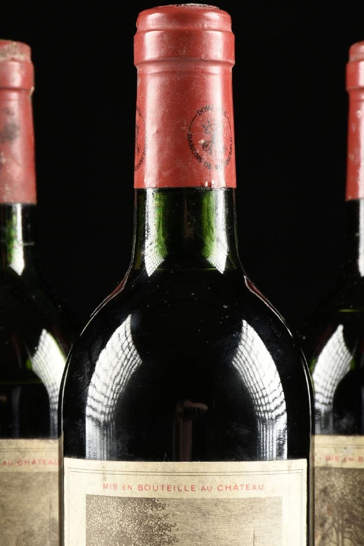 A GROUP OF THREE BOTTLES OF CHÂTEAU DUHART-MILON WINE, - 6
