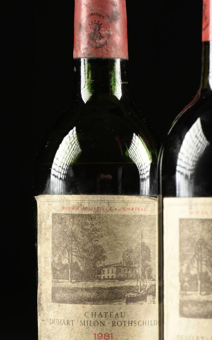 A GROUP OF THREE BOTTLES OF CHÂTEAU DUHART-MILON WINE, - 7