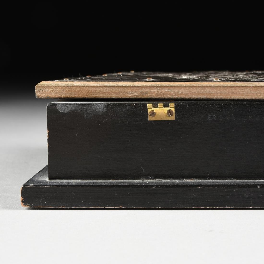 EDWARD MOSES LEVETUS (British w. 1892) A GEORGE V - 9