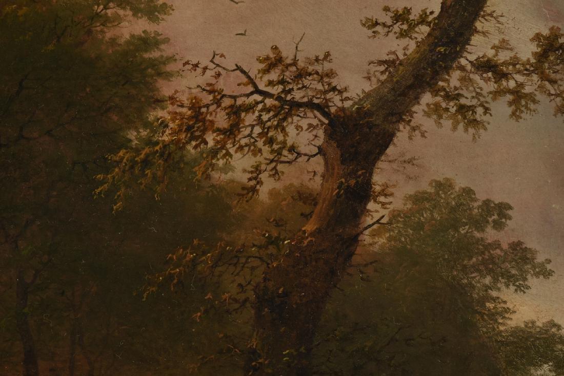 EUGENE VERBOECKHOVEN (Belgian 1798/99-1881) A PAINTING, - 7