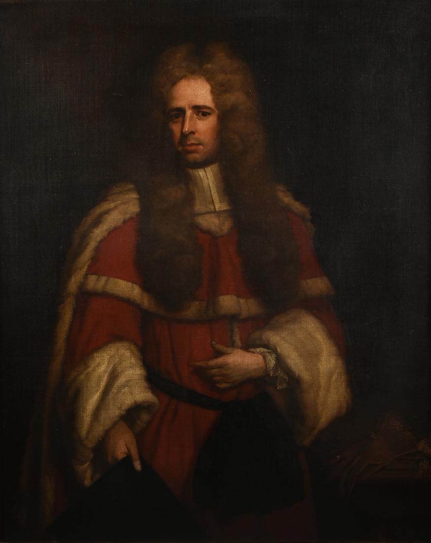 attributed to JONATHAN RICHARDSON I (British 1664-1745)