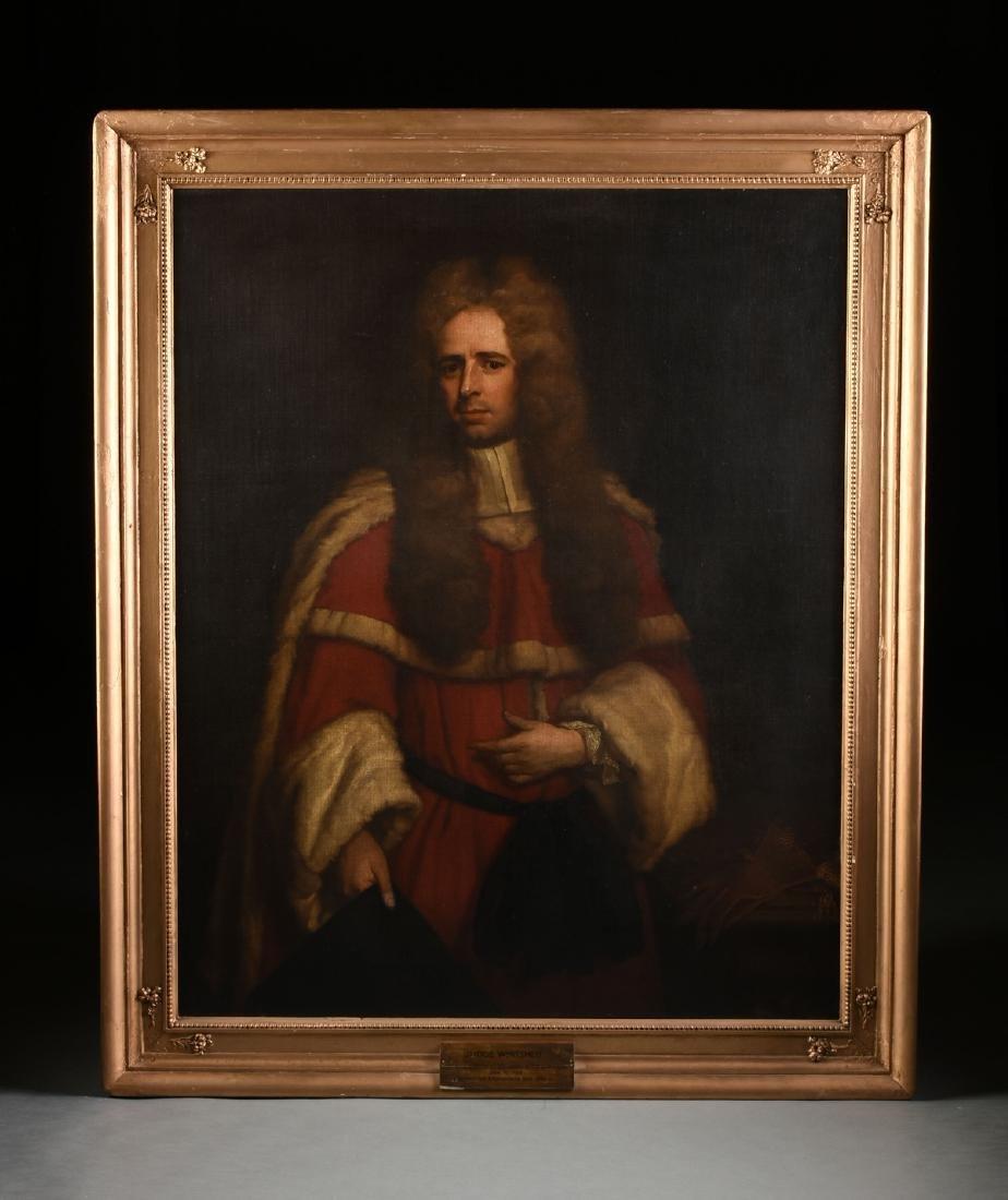 attributed to JONATHAN RICHARDSON I (British 1664-1745) - 2