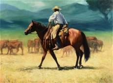 WILLIAM OLIVER MARTIN (American/Mexican b. 1953) A