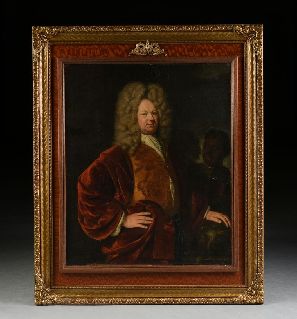 in the manner of JOHANNES VOLLEVENS II (Dutch - 2