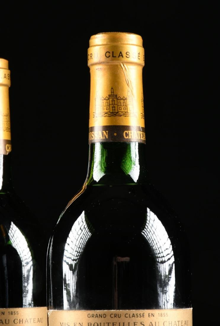 A GROUP OF TWO BOTTLE OF 1983 CHÂTEAU D'ISSAN WINE, - 4