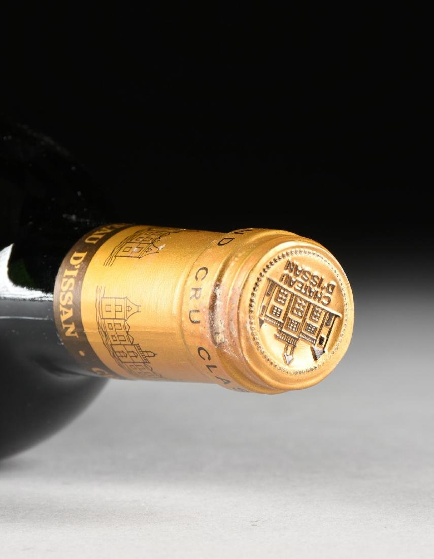 A GROUP OF TWO BOTTLE OF 1983 CHÂTEAU D'ISSAN WINE, - 8