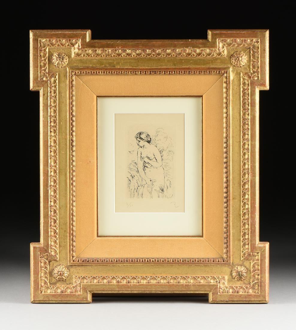after PIERRE AUGUSTE RENOIR (1841-1919) A PRINT,