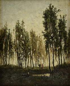 JEAN-BAPTISTE-CAMILLE COROT (French 1796-1875) A