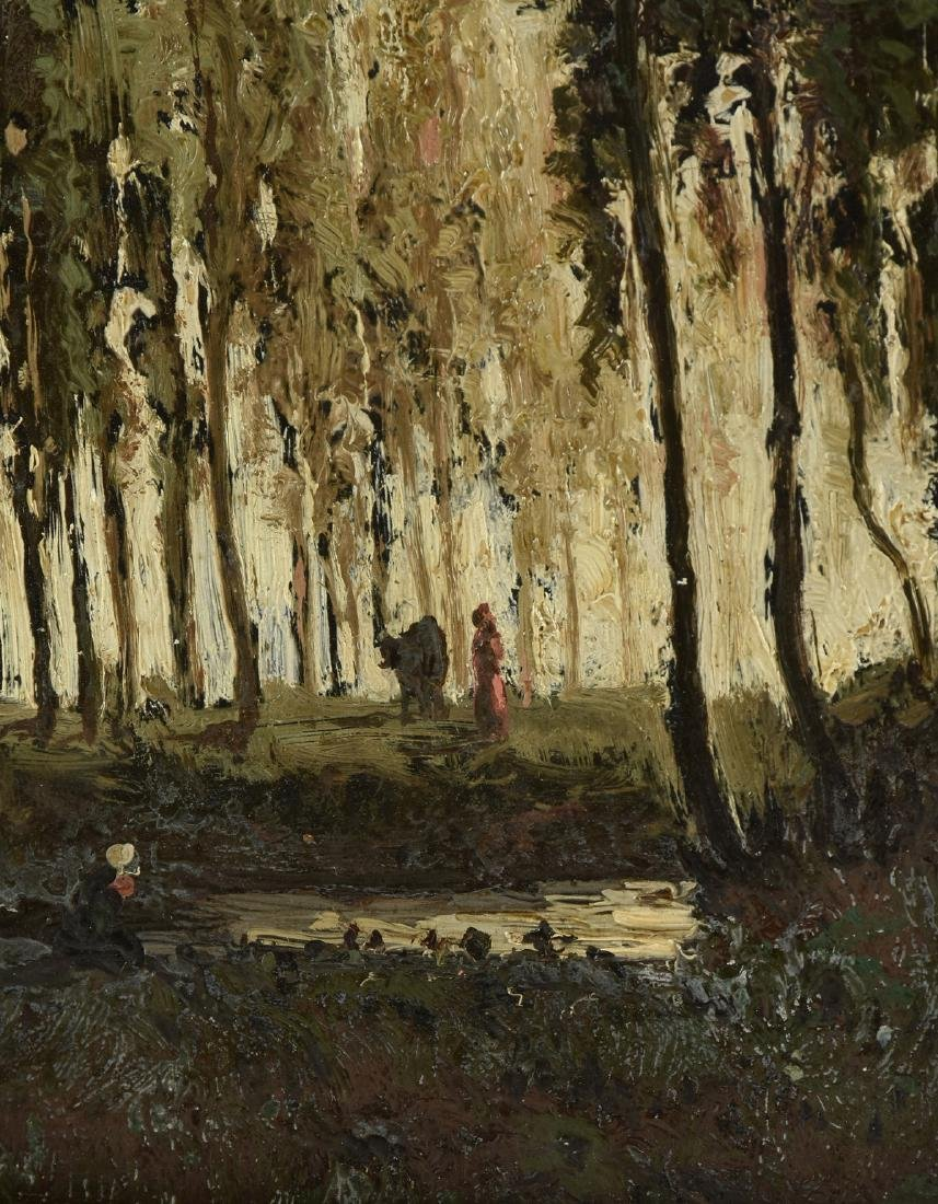 JEAN-BAPTISTE-CAMILLE COROT (French 1796-1875) A - 4
