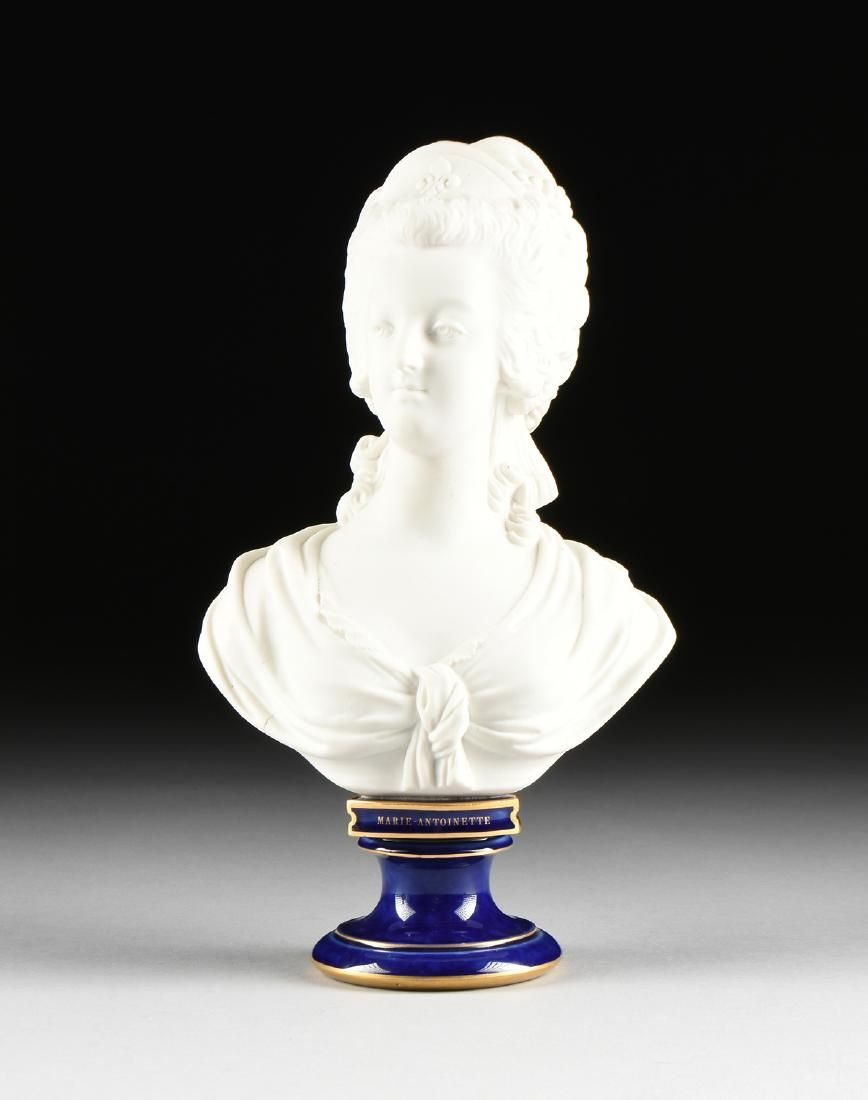 after LOUIS SIMON BOIZOT (French 1743-1809) A PORCELAIN
