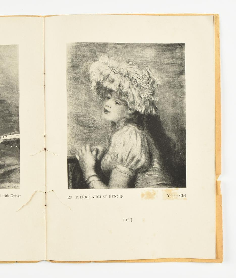 A MUSEUM OF FINE ARTS HOUSTON EXHIBITION CATALOGUE, - 17