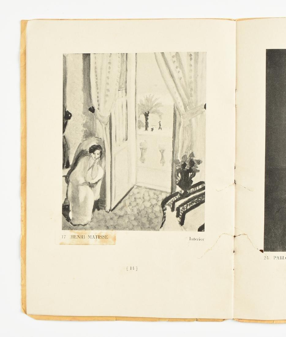A MUSEUM OF FINE ARTS HOUSTON EXHIBITION CATALOGUE, - 18