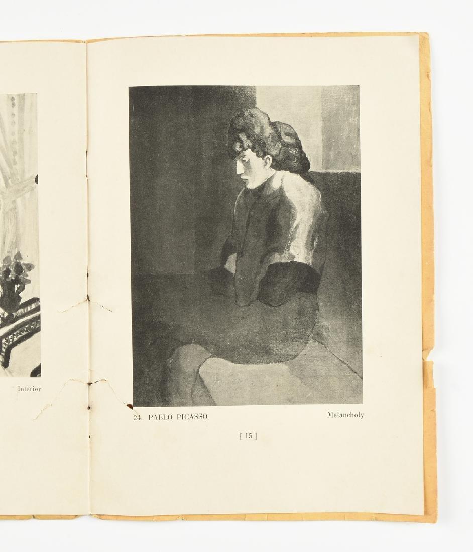 A MUSEUM OF FINE ARTS HOUSTON EXHIBITION CATALOGUE, - 19