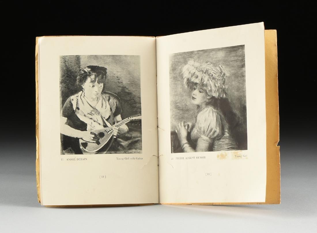 A MUSEUM OF FINE ARTS HOUSTON EXHIBITION CATALOGUE, - 7