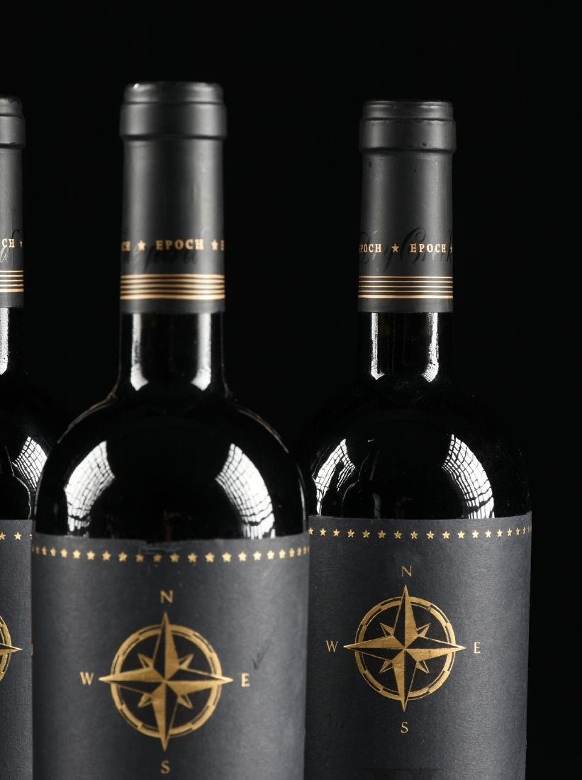 A GROUP OF FOUR BOTTLES OF 1997 EPOCH II MILLENNIUM - 3