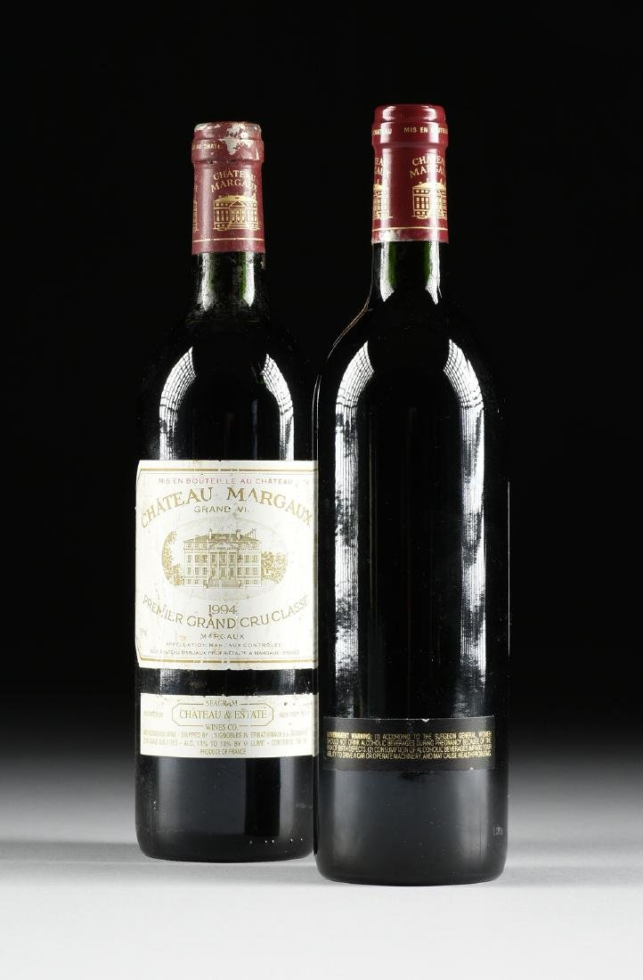 TWO BOTTLES OF 1994 CHATEAU MARGAUX, PREMIER GRAND CRU - 6