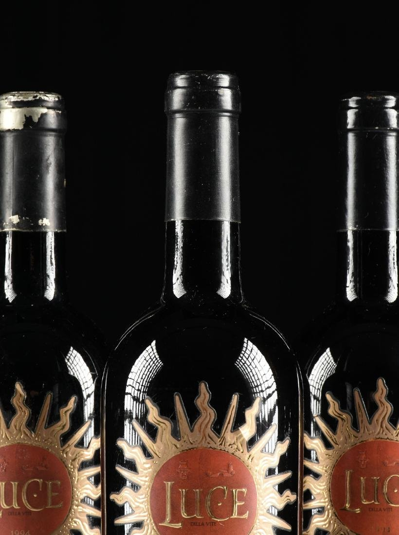 A GROUP OF THREE BOTTLES OF 1994 LUCE DELLA VITE, - 3