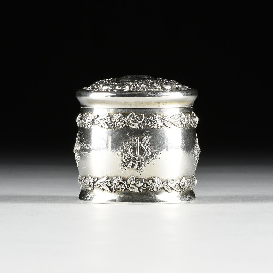 A TIFFANY & CO. STERLING SILVER AND SILVER GILT - 2