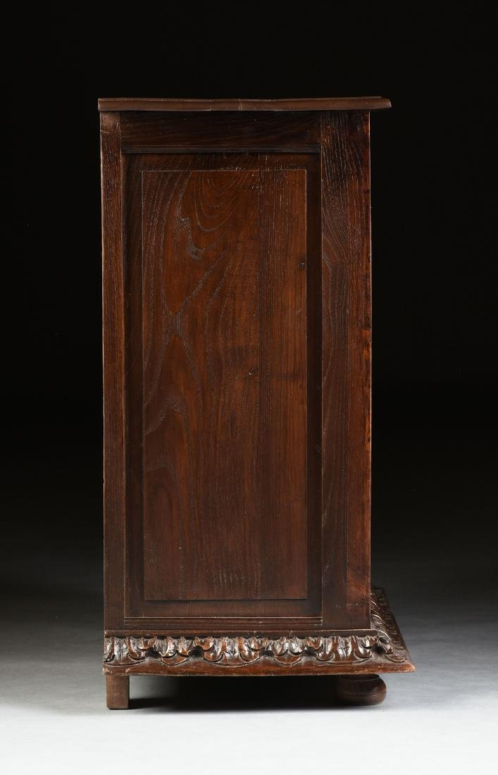 A FRENCH BRITTANY OAK CONFITURIER JELLY CABINET, - 10