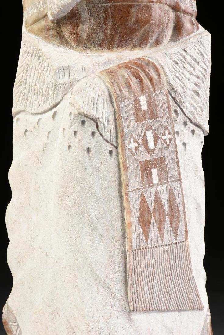 ALVIN K. MARSHALL (Navajo b. 1959) A SCULPTURE, - 3