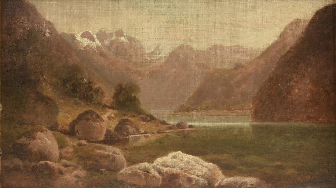 attributed to HENRY KOCH (German/American 1846-1906) A