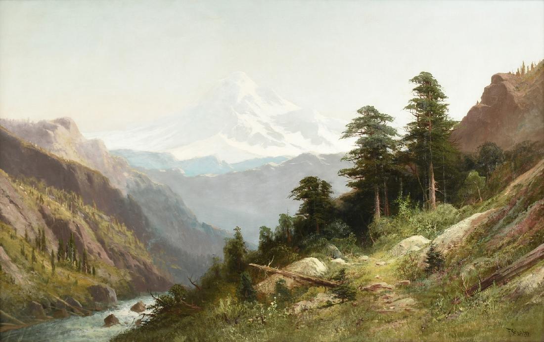 FREDERICK SCHAFER (German/American 1839-1927) A