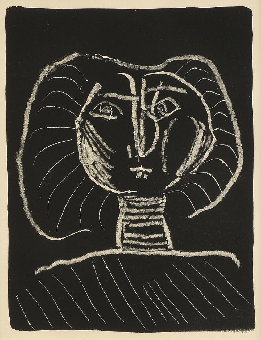 after PABLO PICASSO (Spanish/French 1881-1973) A