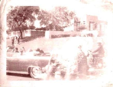 160: MARY MOORMAN PHOTOGRAPH Kennedy Assasination