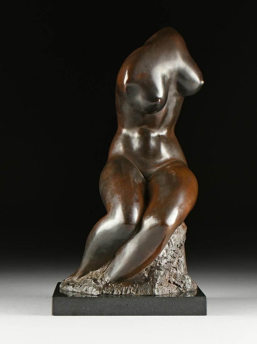 CHARLES UMLAUF (American/Texas 1911-1994) A SCULPTURE,