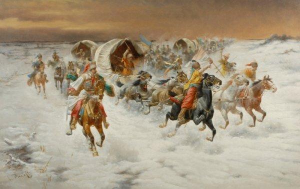 390: ADOLF CONSTANTINE BAUMGARTNER-STOILOFF (Austrian 1