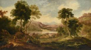 attributed to SIR EDWIN HENRY LANDSEER R.A. (English
