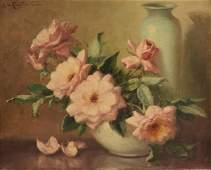VOLNEY ALLAN RICHARDSON (American/Texas 1880-1955) A