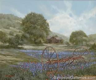 NENAD MIRKOVICH (American/Texas 20th Century) A PA